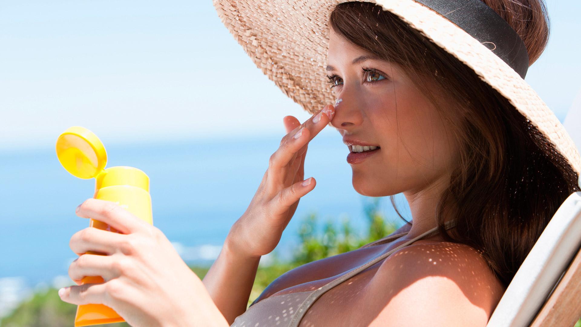 Erros no uso do protetor solar