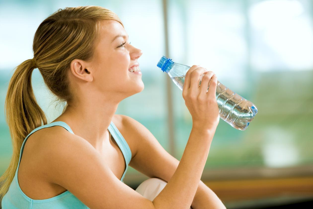 Água: Saúde e beleza garantida
