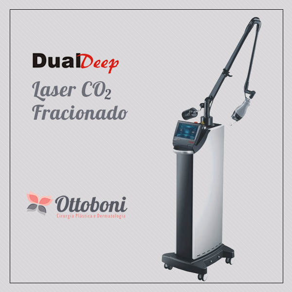 Dual Depp – Laser CO2 Fracionado