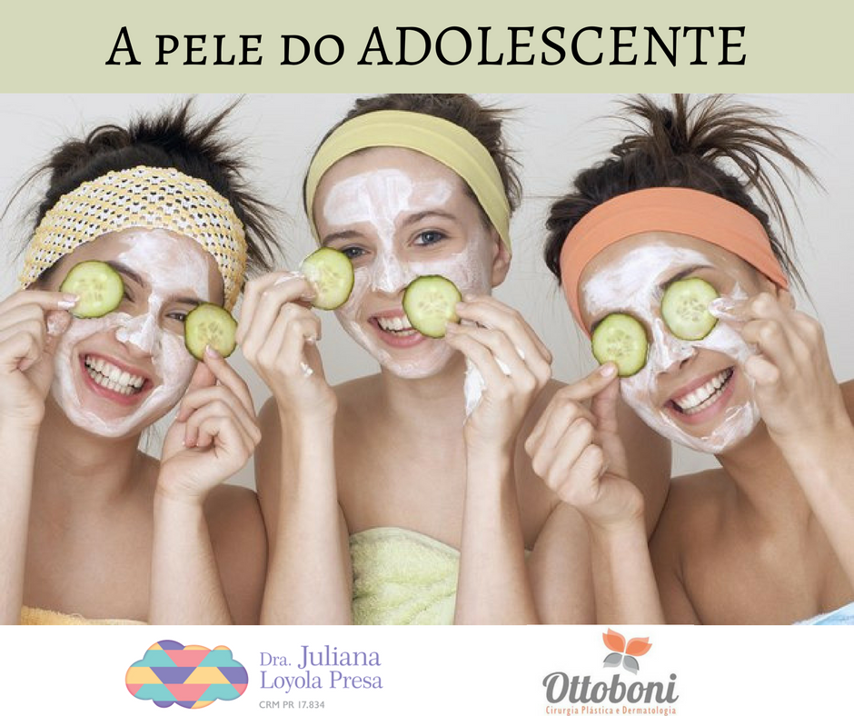 A Pele do Adolescente